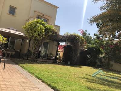 فیلا 3 غرف نوم للبيع في الينابيع، دبي - FULL PARK & POOL VIEW | CORNER PLOT | BEST LOCATION