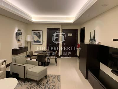 1 Bedroom Apartment for Rent in Downtown Dubai, Dubai - Luxury 1 Bedroom | Downtown Boulevard View