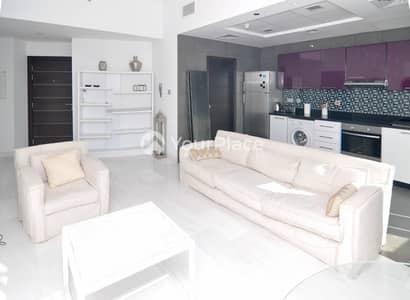 1 Bedroom Flat for Rent in Dubai Marina, Dubai - Balcony - Smart Layout - Furnished