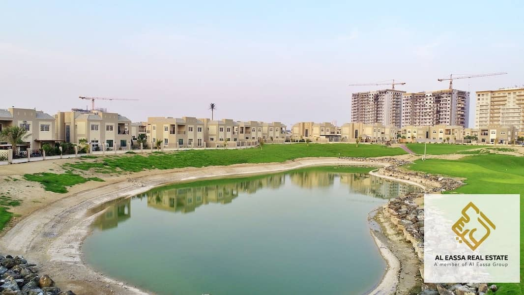 25 Huge plot | Vacant 6BR | On the golf course