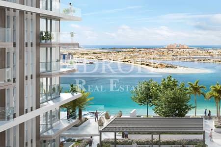 4 Bedroom Apartment for Sale in Dubai Harbour, Dubai - Luxurious Unit | Spectaculat View | Exclusive 3BR Aprt in Beach Isle