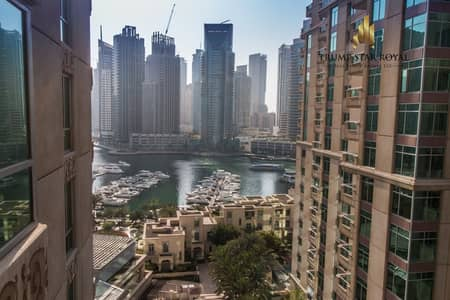 Marina View 1Br+Study Apt in EMAAR Six Towers