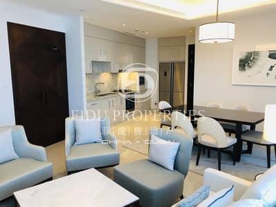 فلیٹ 2 غرفة نوم للايجار في وسط مدينة دبي، دبي - Luxuriously Furnished | Brand New | Close to Mall