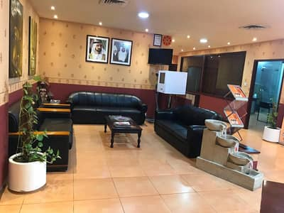 Office for Rent in Al Garhoud, Dubai - Best Price!! Twin room Private Fitted Office(Wifi/Dewa included)-Prime location Airport Terminal1
