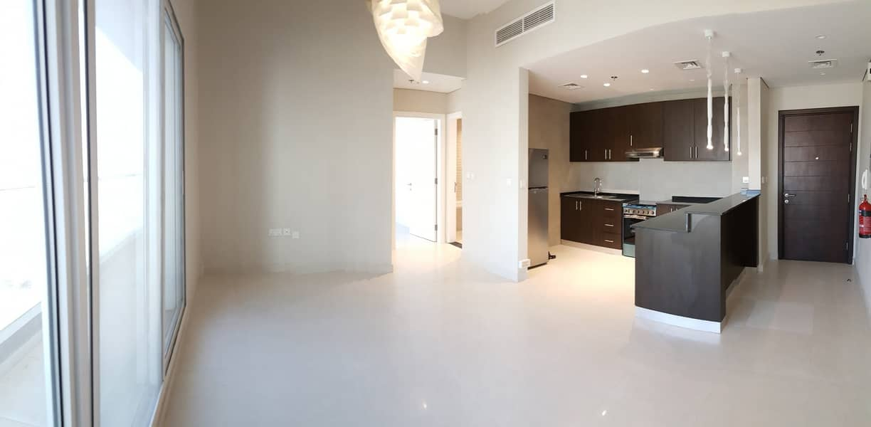 SEMI FURNISHED 1 BR Available in 32k for 13 Months