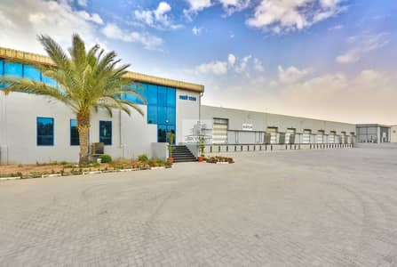 Warehouse for Rent in Jebel Ali, Dubai - WAREHOUSE FOR STORAGE WITH OR WITHOUT RACKING AVAILABLE