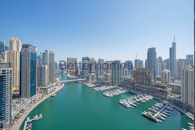 High Floor   Marina View   Private Jacuzzi   Vacant