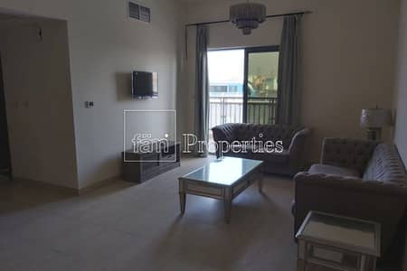 1 Bedroom Flat for Rent in Al Furjan, Dubai - Spacious Apt near the Metro | Ready To Move In