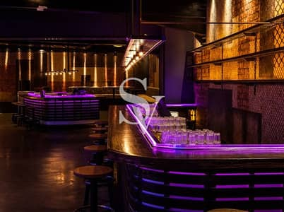 Other Commercial  للايجار في الخليج التجاري، دبي - DJ Lounge with Alcohol License in Business Bay