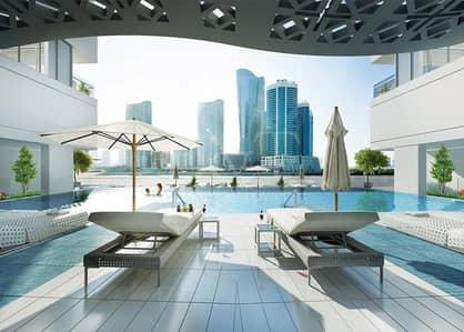فلیٹ 2 غرفة نوم للبيع في جزيرة الريم، أبوظبي - Full Sea Views High End 2bed+Maids+Balcony