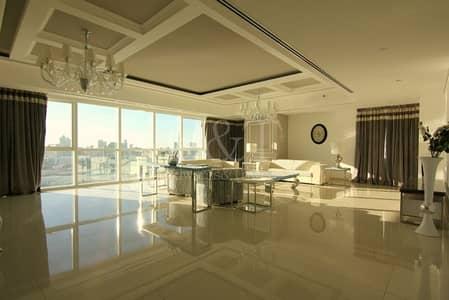 بنتهاوس 4 غرف نوم للبيع في جزيرة الريم، أبوظبي - MUST SEE Sea view Large 4bed+M Penthouse MAG5
