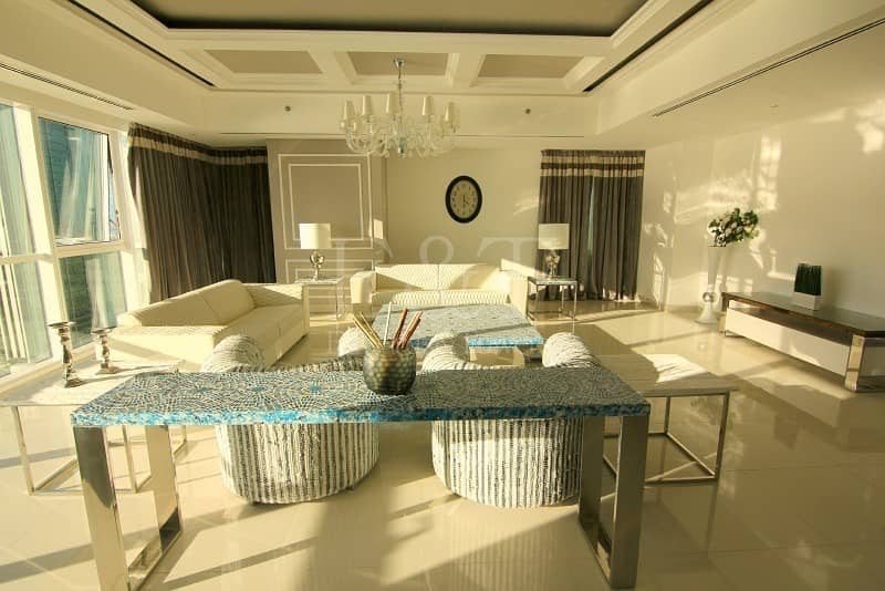 2 MUST SEE Sea view Large 4bed+M Penthouse MAG5