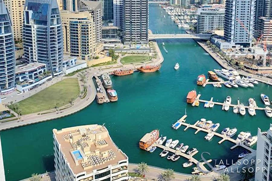 Marina Views | High Floor | Title Deed in Place