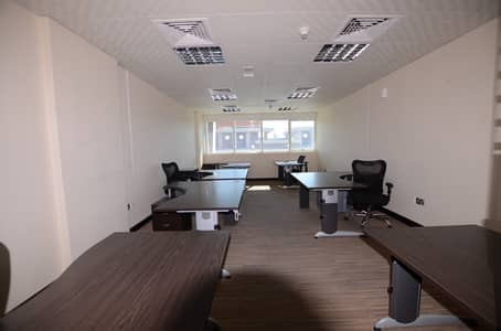 Office for Rent in Mohammed Bin Zayed City, Abu Dhabi - Great location Offices with easy  access to Mazyad Mall