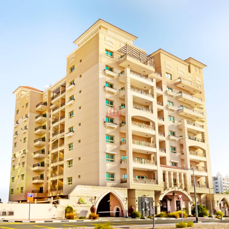 2 Spacious & Elegant Apt. in City Oasis for only 36K