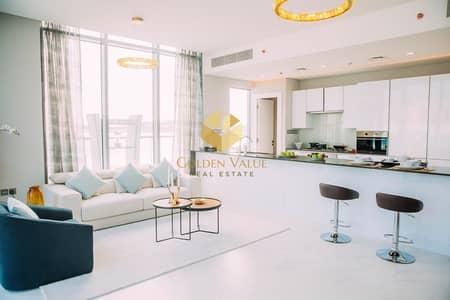فیلا 5 غرف نوم للبيع في مدينة محمد بن راشد، دبي - Ready villa opposite Burj Khalifa in Sheikh Mohammed bin Rashid City