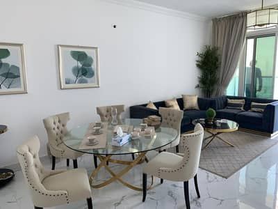Own luxury apartment in oasis towers with 5% down payment and 7 years installments