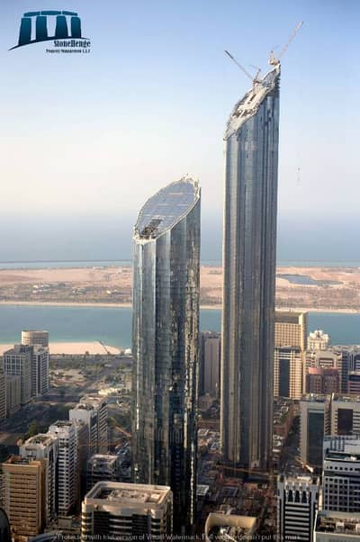 Top Standard 1BR in Mohammad Bin Rashid Tower