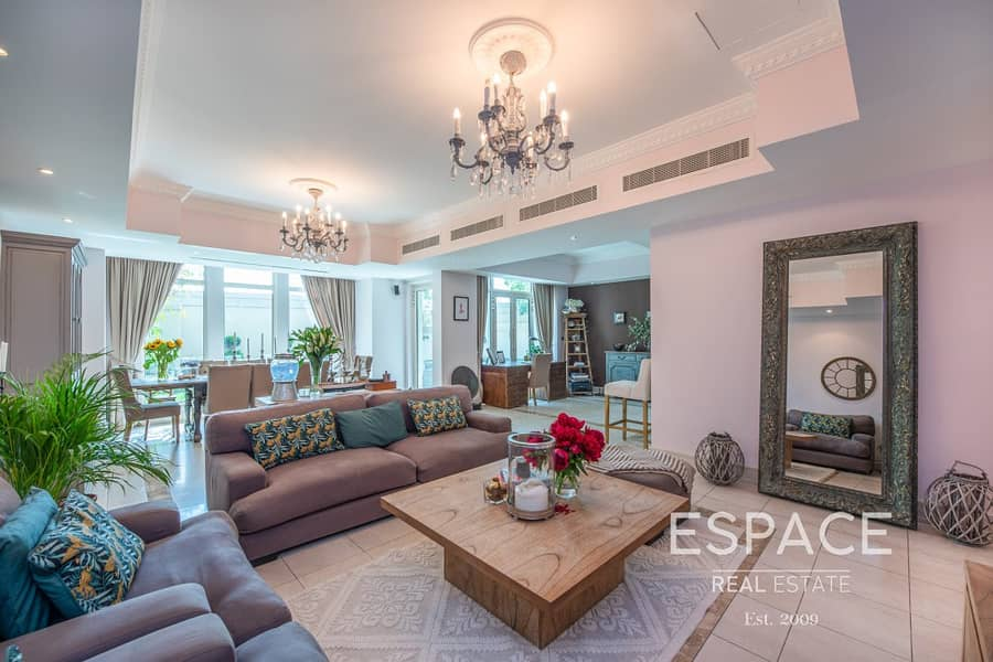 2 Exclusive | Renovated | 4 Bed Plus Study