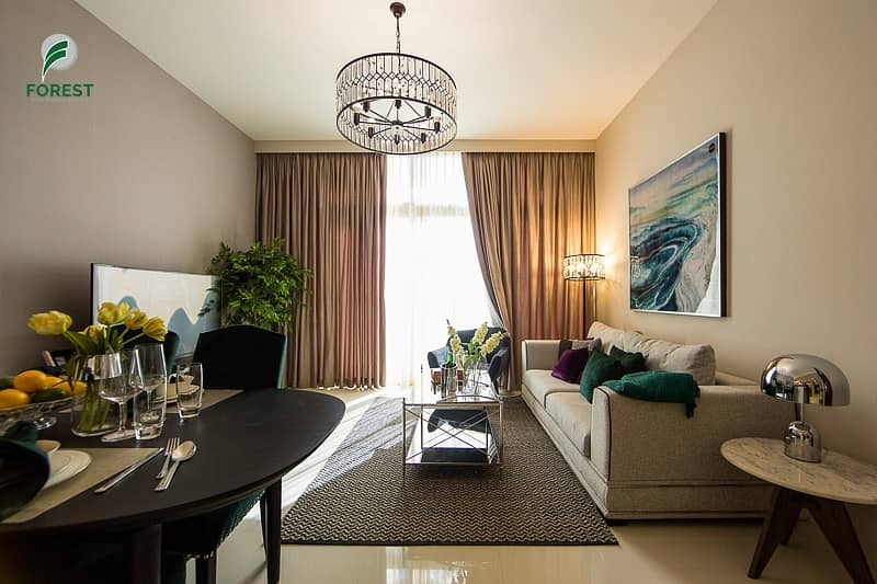 2 Brand New 1 BR |  Unfurnished | Good Payment Plan