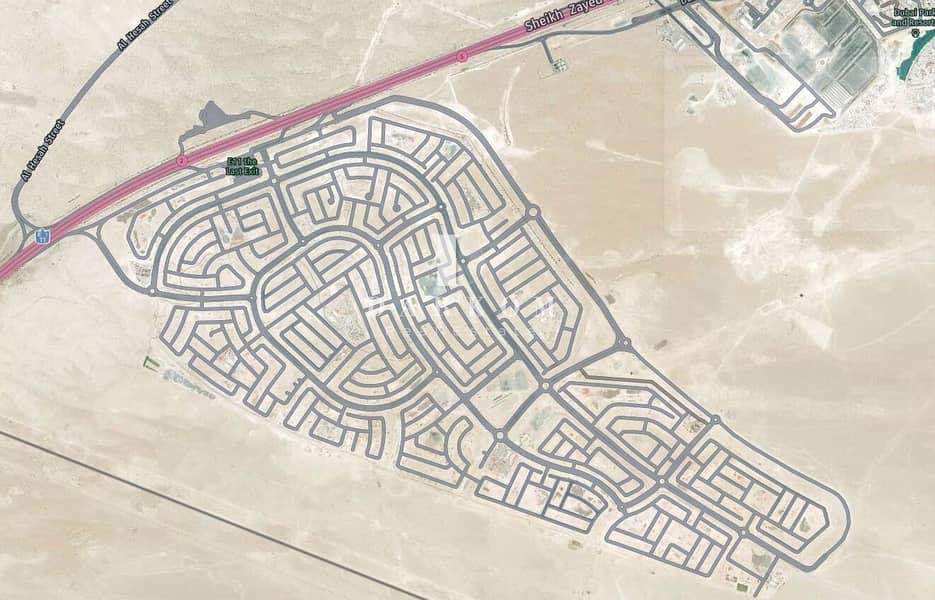 6 Phase 6 | Jebel Ali HIlls Plot For Sale