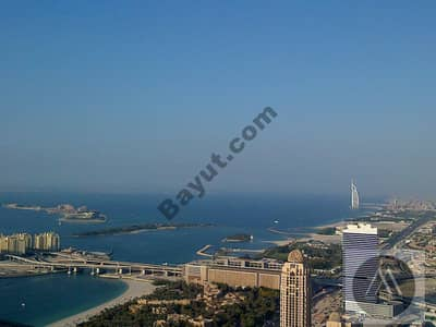 Furnished Duplex  4 BR + Maid's   Sea View   Golf Course View