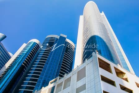 1 Bedroom Apartment for Rent in Al Reem Island, Abu Dhabi - Outstanding 1 BR Apartment In Hydra C5