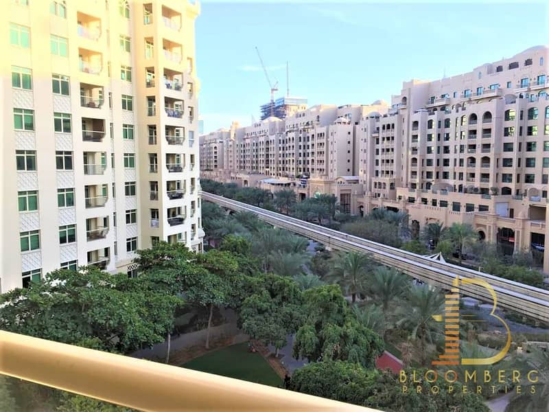 Spacious 1 Bedroom | Furnished | Palm Jumeirah