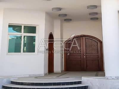 5 Bedroom Villa for Rent in Airport Street, Abu Dhabi - Standalone 5 Bed with Swimming pool + Parking