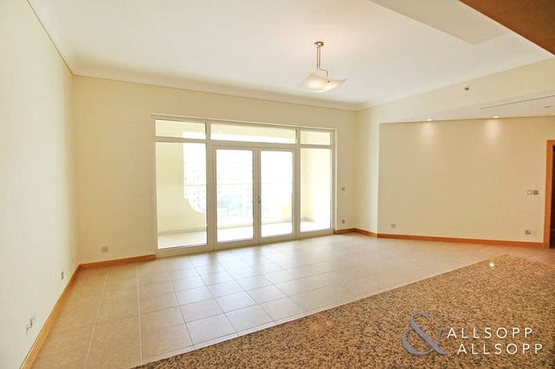 2 Vacant | Two Bed Plus Maids | High Floor
