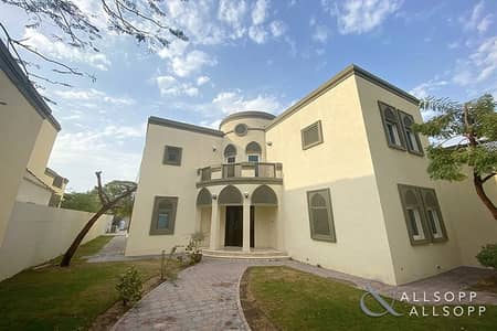 5 Bedroom Villa for Sale in Jumeirah Park, Dubai - Great Location | Vacant Now | Skyline View