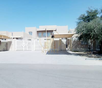 5 Bedroom Villa for Rent in Shakhbout City (Khalifa City B), Abu Dhabi - Hot Deal | Private Entrance | Laundry Room