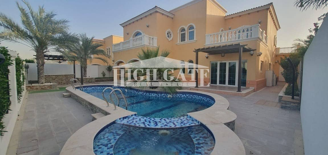 1 5BR LEGACY VILLA | STUNNING POOL | Lake View | D2