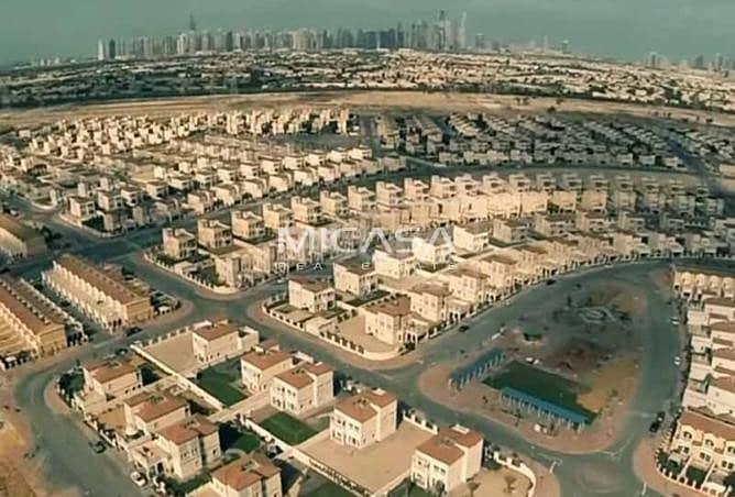 G+1 & G+2 Villa plot - Jumeirah Village Triangle.