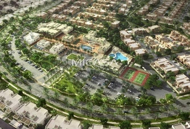 2 G+1 & G+2 Villa plot - Jumeirah Village Triangle.