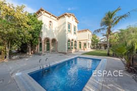 Exceptional Italian Master View Ready to Move in
