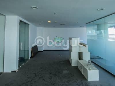مکتب  للايجار في الخليج التجاري، دبي - Office with 3 Parking Available I Dubai Canal View