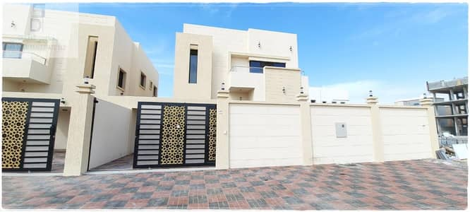 5 Bedroom Villa for Sale in Al Mowaihat, Ajman - For sale villa for beauty lovers and upscale place. . For property lovers only, freehold all nationalities. . . .