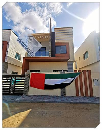 3 Bedroom Villa for Sale in Al Helio, Ajman - Villa for sale super deluxe finishing