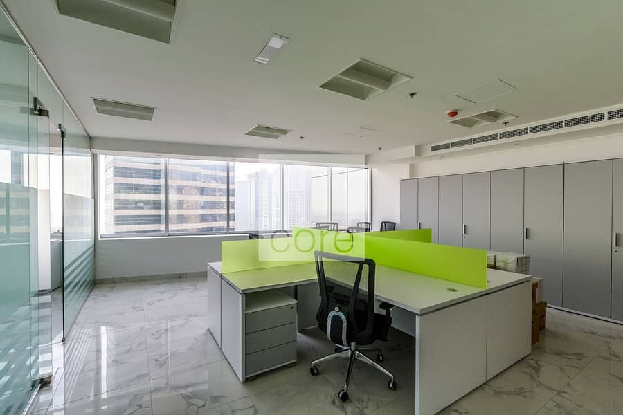 Fitted Office | Close to Metro | Low Floor