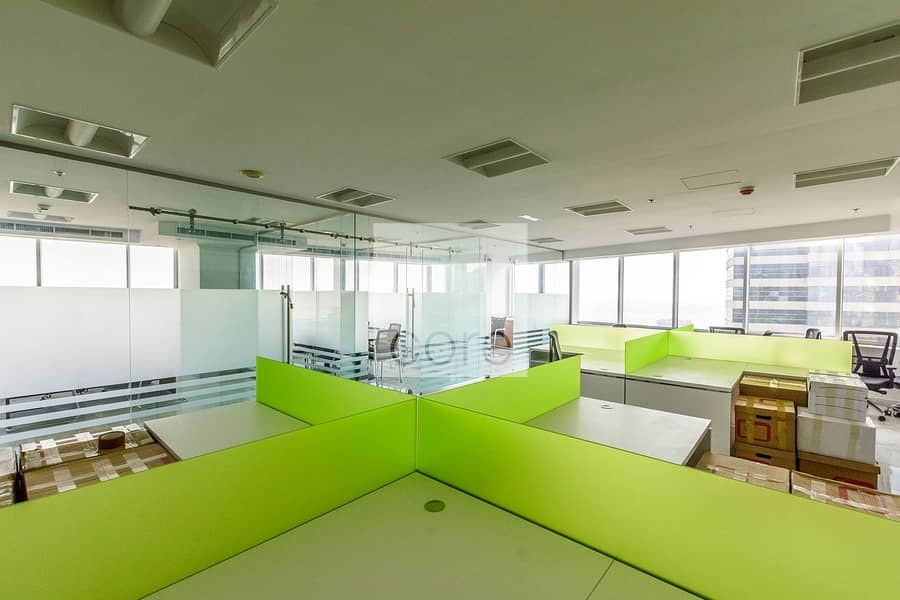 15 Fitted Office | Close to Metro | Low Floor