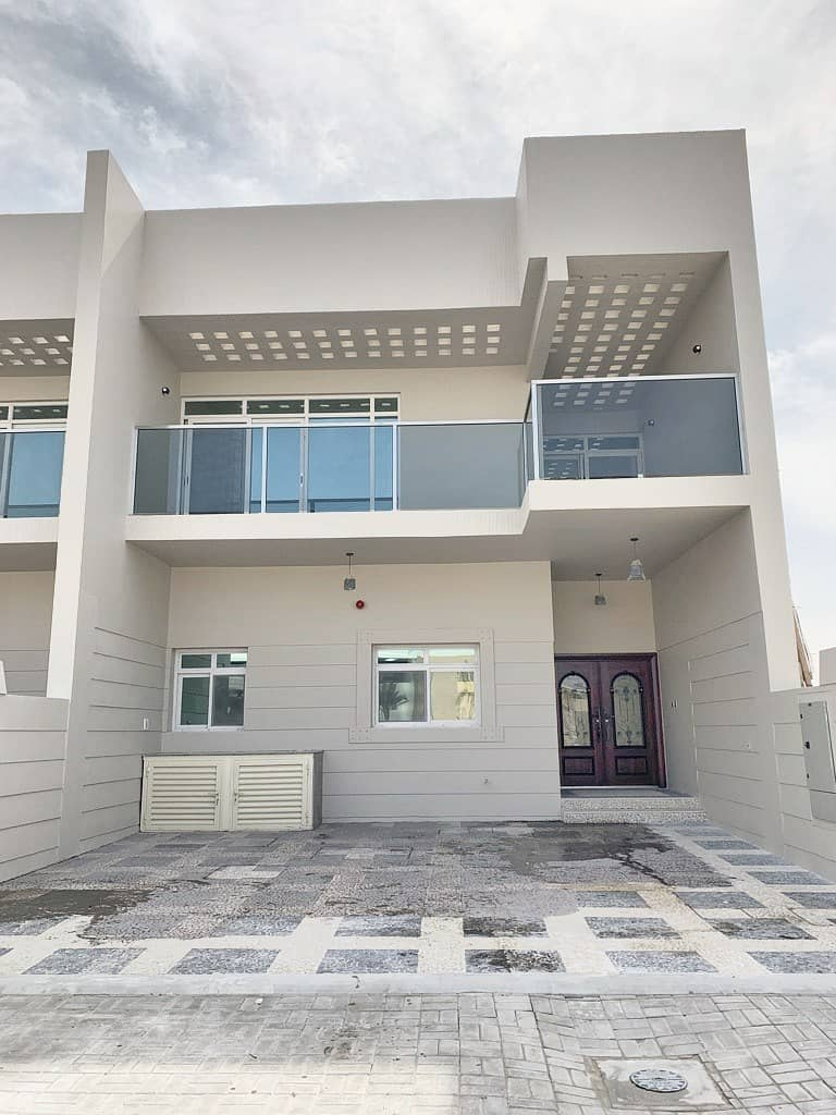 DIRECT FROM LANDLORD | No Agency Fee | Amazing Brandnew 4 Bed + Maid Villa Town House in Al Furjan