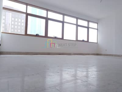 3 Bedroom Apartment for Rent in Hamdan Street, Abu Dhabi - Remarkable 3 BR Apartment with Maid's room on Liwa Street