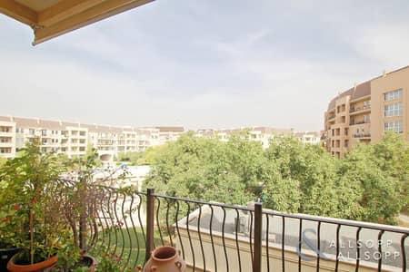 شقة 2 غرفة نوم للايجار في موتور سيتي، دبي - Garden View | 2Bed | Immediately Available