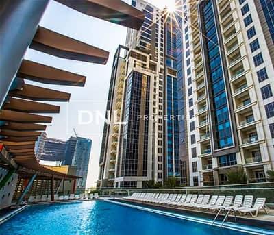 شقة 2 غرفة نوم للايجار في الخليج التجاري، دبي - Fully Furnished   Near Metro   Burj Views