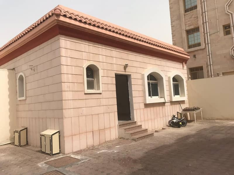 Exclusive Separate Roof Own Entrance Studio with Spacious Kitchen inside a Compound
