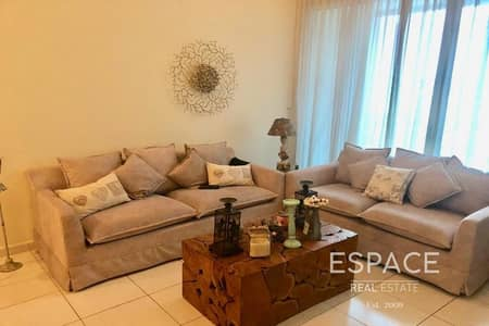 1 Bedroom Apartment for Sale in Dubai Marina, Dubai - Marina Park | 1 Bed | Study | Vacant OT