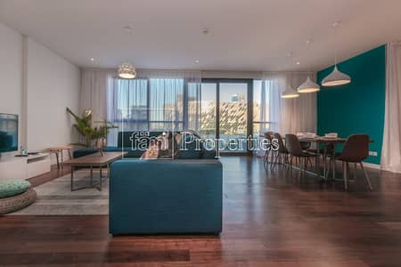 3 Bedroom Apartment for Rent in Jumeirah, Dubai -  Brand New Serviced