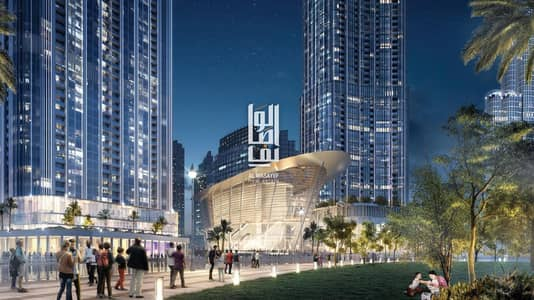 2 Bedroom Flat for Sale in Downtown Dubai, Dubai - 2 BR Luxurious apartment with 6 years payment plan...