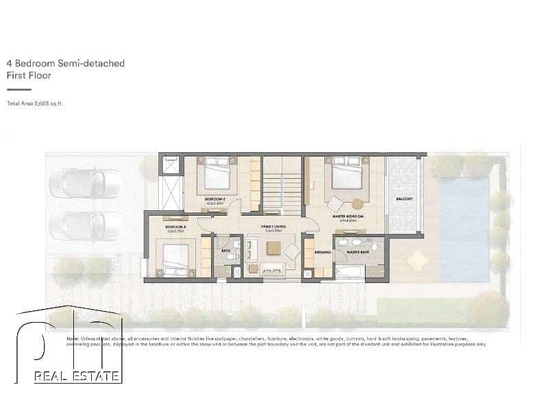 10 Extended Plot - Near Pool & Park - Vacant